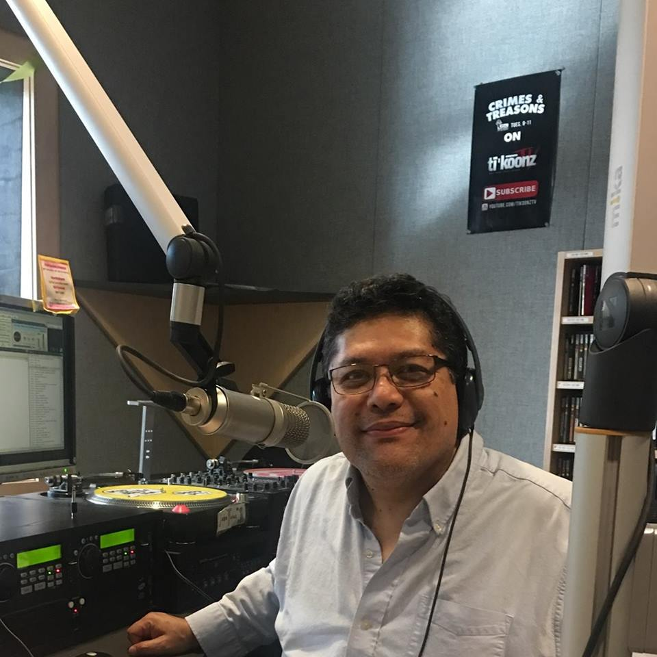 CITR FM RADIO - University of B.C. - The Leo Ramirez Show