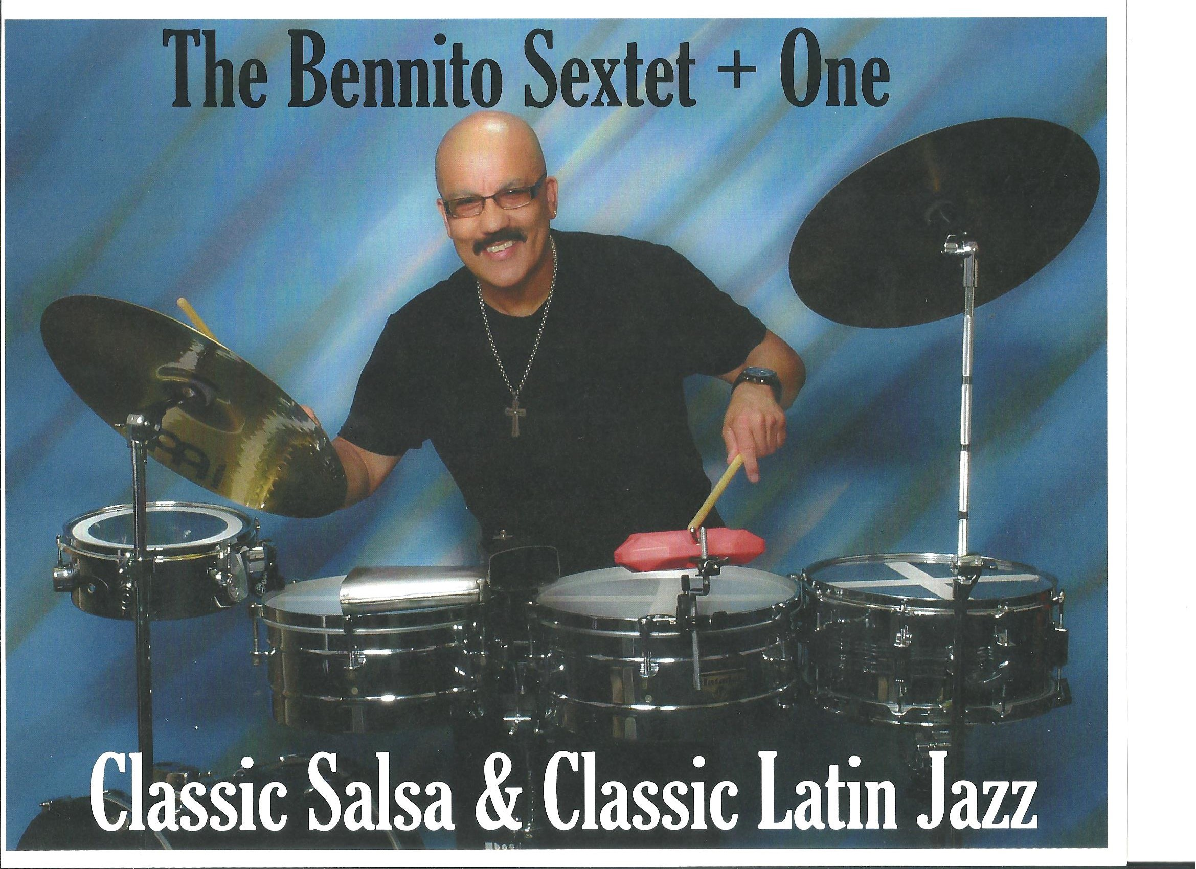 The Bennito Sextet + One - The Resurection Of